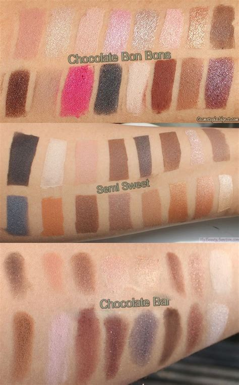 Eyeshadow 6 Chocolate Pallete Kmrx 17 best images about sombras ojos on nyx