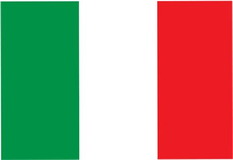 free italiano italian flag clipart clipart suggest
