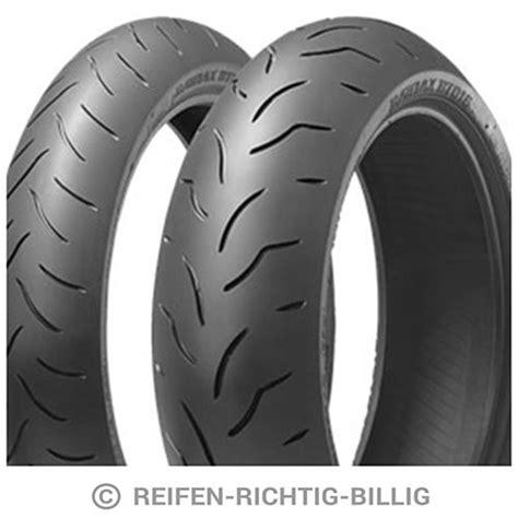 Motorradreifen Laufleistung by Bridgestone Motorradreifen 110 70 Zr17 54w Bt 016 Pro