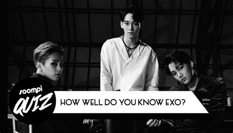 Exo Quiz With Storyline   quiz how well do you know exo soompi