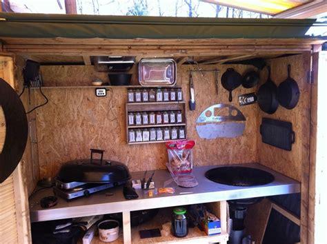 einfache outdoor küche ideen k 252 che selber