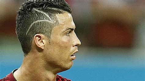 haircut for after brain surgery cristiano ronaldo haircut tribute to brain surgery boy