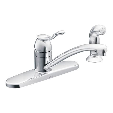 moen kitchen faucet installation faucet ca87016 in chrome by moen