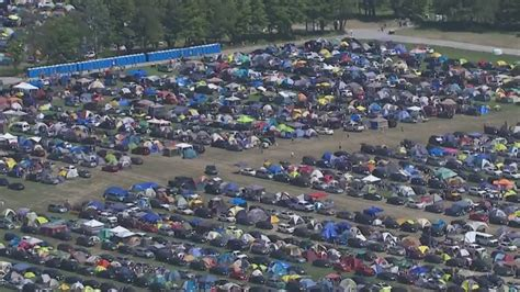 opp report no problems as day two of wayhome gets underway