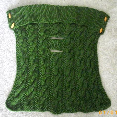 Car Seat Blanket For Baby And Toddler Pdf Knitting