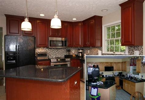 kitchen cabinet refacers 1000 images about cabinet refacing on pinterest