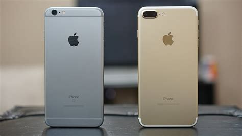 iphone 7 plus vs iphone 6s plus one is similar one is better pocketnow