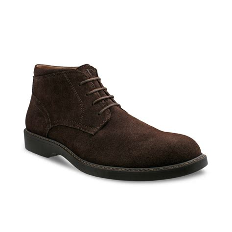 bass s boots g h bass co bass plano chukka boots in brown for