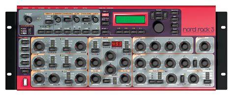 clavia nord rack 3 image 239631 audiofanzine