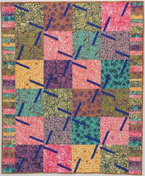 scrap or multi fabric maple island quilts
