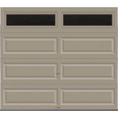 Clopay Premium Series 8 Ft X 7 Ft 12 9 R Value 7 Ft Garage Door