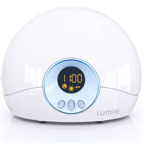 lumie bodyclock starter sunrise alarm clock dawn