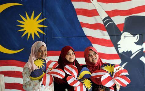 bahang sambutan hari kebangsaan    malaysia