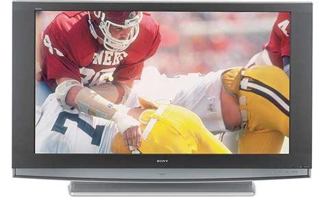Sony Kdf 55wf655 L by Sony Kdf 55wf655 55 Quot Grand Wega High Definition Rear Projection Lcd Tv At Crutchfield