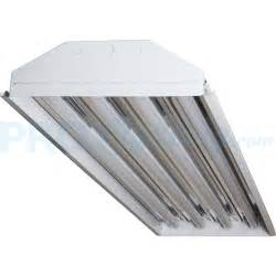 t 8 light fixture techbrite b4144ssumxx 18w5k 4 light t8 led high bay