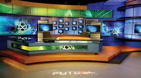 Home Lighting Design Multimedios Set Design Sports Sets Broadcast Design