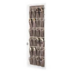 Door Hanging Shoe Rack by New Over The Door Shoe Organizer Rack Metal 24 Hanging