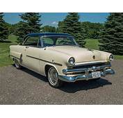 1952 To 1954 Ford Crestline For Sale On ClassicCarscom