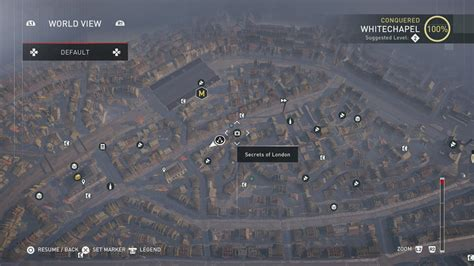 secret tips assassin s creed syndicate all secrets of