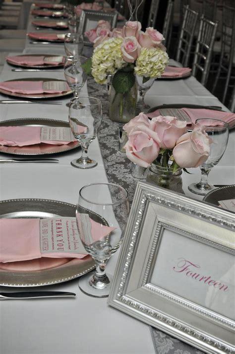 Best 25  Pink gray weddings ideas on Pinterest