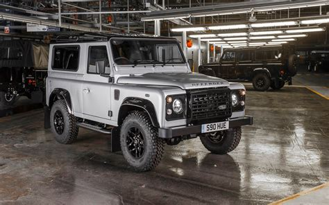 land rover defender 2015 black 2015 land rover defender wallpaper hd car wallpapers