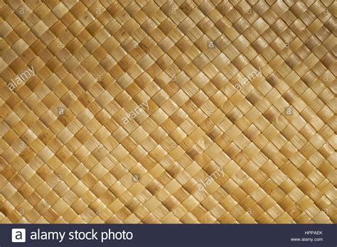 Pandanus Mats by Polynesian Pandanus Weaving Closeup Of A Traditional