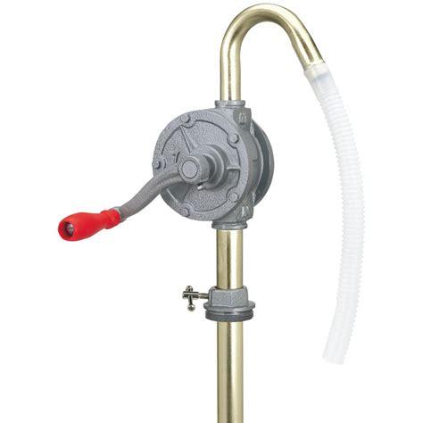 lumax rotary barrel pump lx   home depot