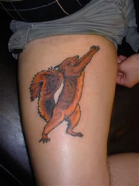 pinocchio dick tattoo squirrel tattoos designs ideas and meaning tattoos for you