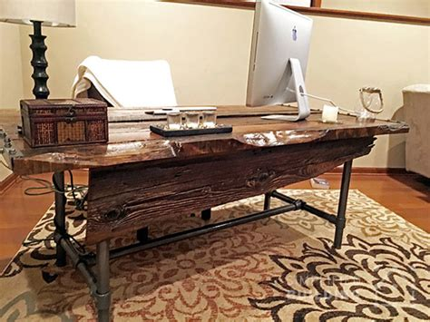 diy office desk plans diy rustic desk plans to build your own simplified building