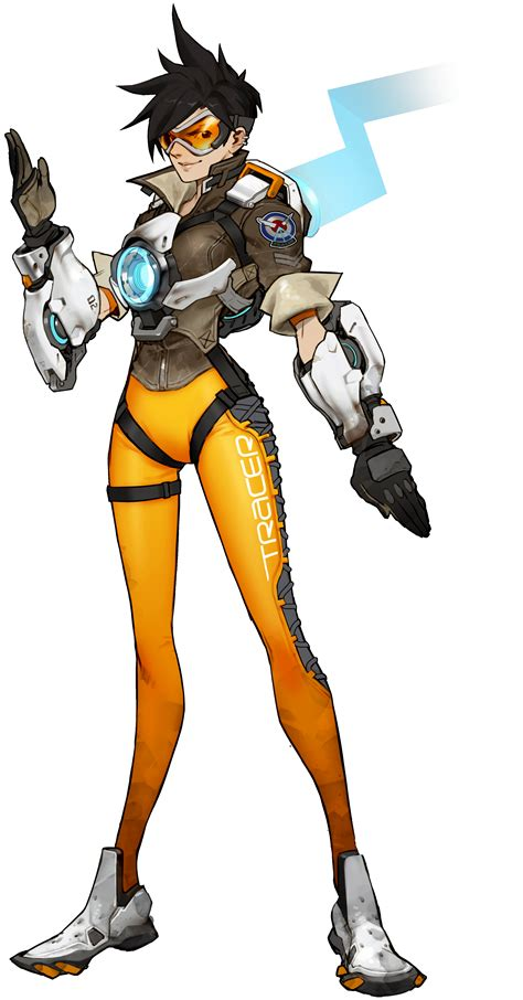 New Ow Overwatch Tracer Pharah Soldier 76 Figure Gift gamegeex geex blizzcon 2014 meet the members of overwatch