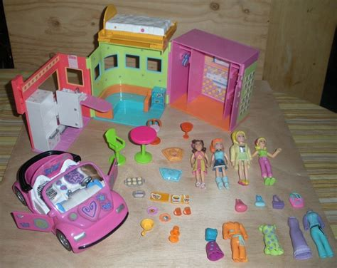 polly pocket house polly pocket dolls apartment house clothes