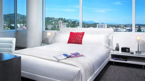 W Hotel Mattress by Review W Hotel Los Angeles