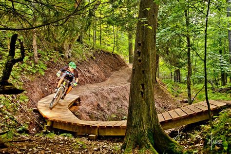 best trail bicycle best new mountain bike trail mission creek startribune