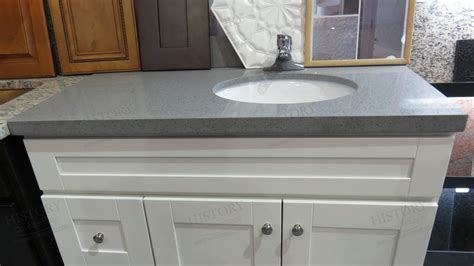 bathroom quartz countertops motar grey quartz countertop bathroom countertops quartz