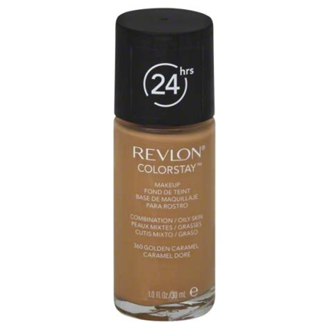 Revlon Colorstay Makeup revlon colorstay makeup combination golden caramel