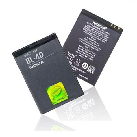 Battery Nokia Bl 4d battery nokia n97m bl 4d soundtech ltd