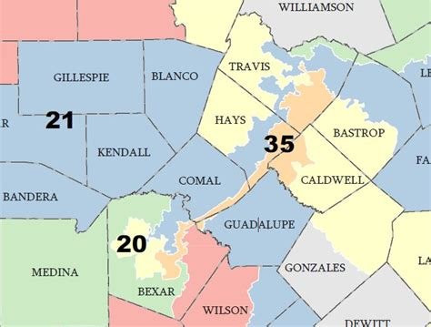 texas 25th congressional district map texas 25th congressional district map