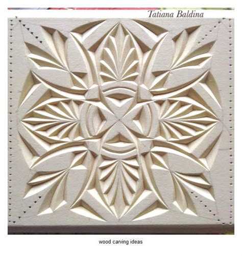 18 wood carving patterns ideas for beginner home and