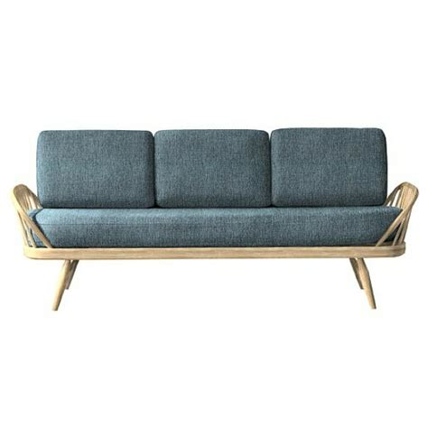 studio couch ercol originals studio sofa modern furniture palette