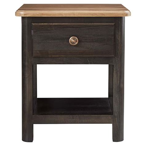 bench made furniture bassett 2015 0271 bench made bedside table discount