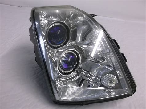Cadillac Sts Headlights by Oem 2005 2011 Cadillac Sts Halogen Rh Passenger Side