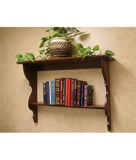 tablut solid wood wall shelf buy tablut solid wood wall