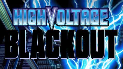 high voltage blackout slot machine high voltage blackout slot session all features