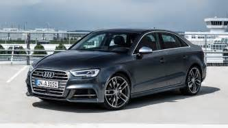 Audi S3 Audi S3 Saloon 2016 Review By Car Magazine