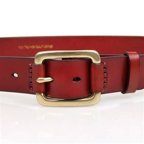 Handmade Belt - handmade leather belt