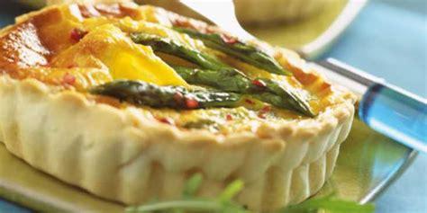 cuisine asperge tarte aux asperges et 224 la truite fum 233 e facile et pas