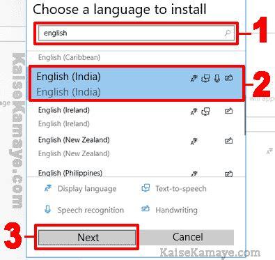 computer  windows  ki language kaise change kare
