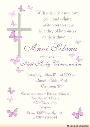 communion invitation templates catholic communion invitation wording stuff to buy