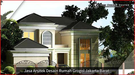 desain rumah hadap barat jasa arsitek desain rumah grogol jakarta barat indo