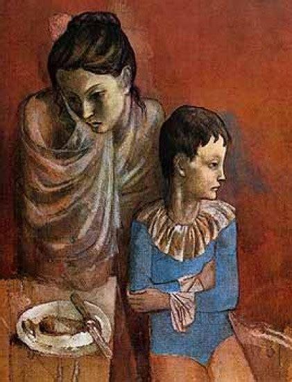 imagenes figurativas estilizadas wikipedia picasso precubista il periodo blu ed il periodo rosa